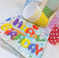 Geburtstagspartys