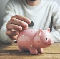 Sparen & Finanzieren