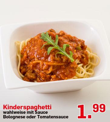 Kinderspaghetti